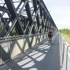 Il ponte sul Po a Cremona