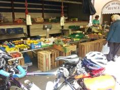 il mercato a S.Benedetto Po