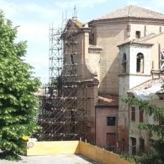 I segni del terremoto nella pianura Padana