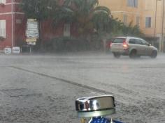 Piove forte