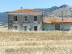 Paesaggio western