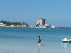 La costa Jonica